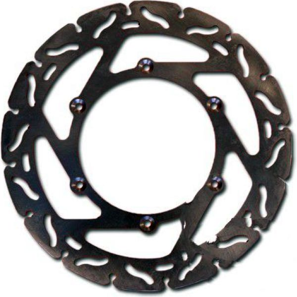 Brake disc rigid rac trw MST311RAC