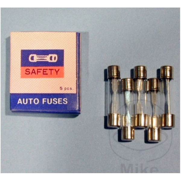 glass fuse 15a 30mm