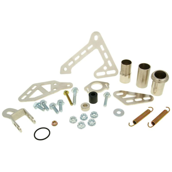 exhaust Yasuni R2 mounting kit complete for Off-road, SM YAZ-BSP810R