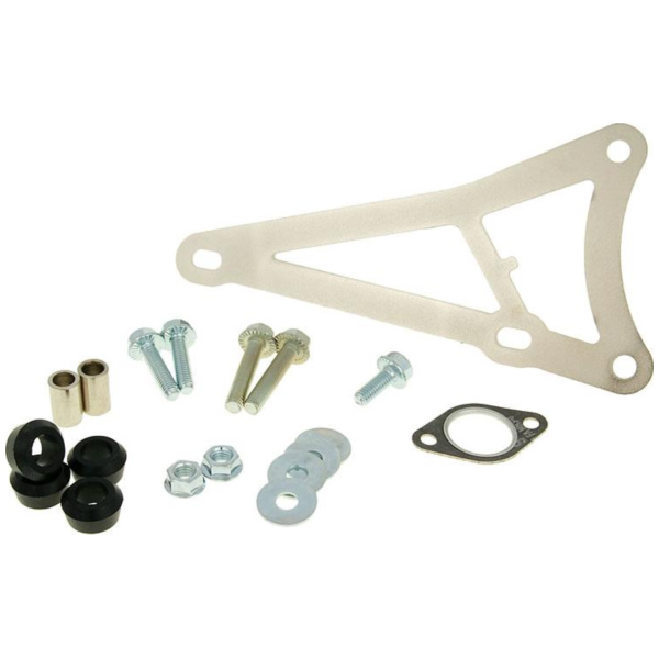 exhaust Yasuni Z mounting kit complete for Minarelli horizontal YAZ-BSP901R