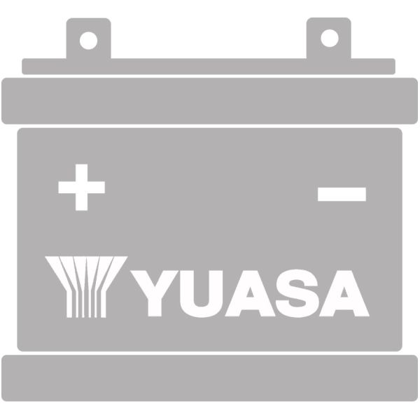 battery Yuasa 12N5.5-4B w/o acid pack YS36254