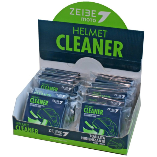 helmet cleaner Zeibe impregnated wipes 128 pcs ZM10104-128