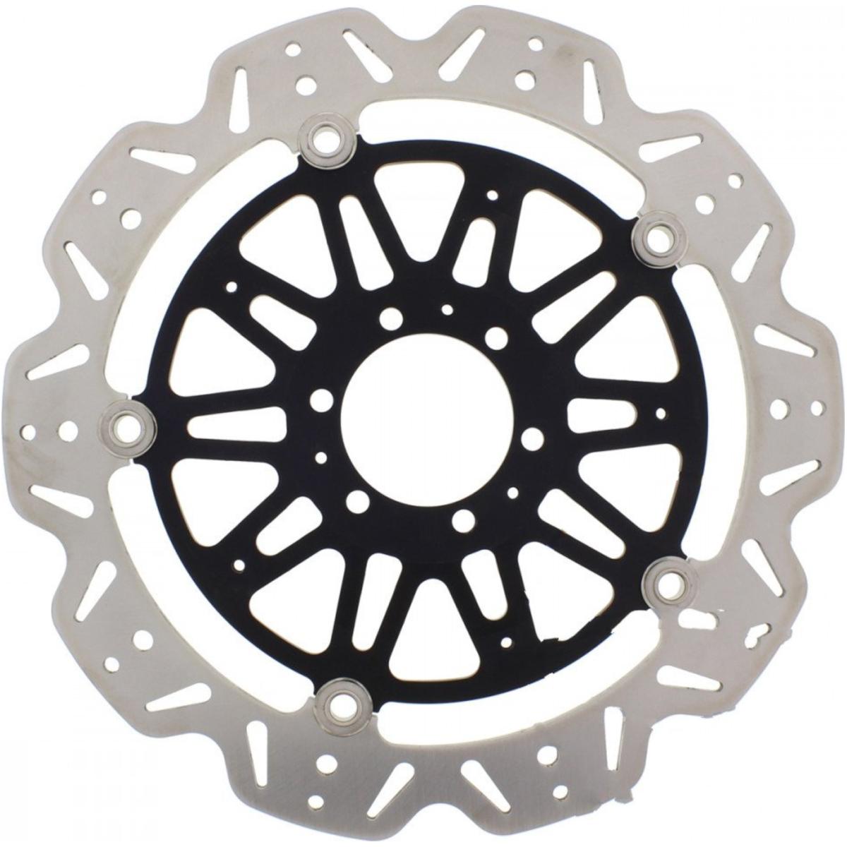 Front Disc Brake Rotor Kawasaki Bayou 300 /& 400 4x4 Prairie 300 /& 400 2x4 /& 4x4