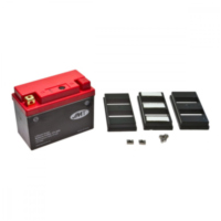 Motorcycle Battery YB5L-FP JMT für Aprilia SR Street 50 TEA00 2007, 3,7 PS, 2,7 kw