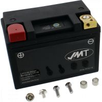 Motorcycle Battery LTM18 JMT Lithium-Ionen with Anze für Kawasaki VN Classic 1500 VNT50NNA 2002, 65/34 PS, 48/25 kw