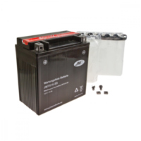 Motorcycle Battery YTX16-BS JMT für Kawasaki VN Classic 1500 VNT50NNA 2002, 65/34 PS, 48/25 kw