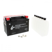 Motorcycle Battery YTX9-BS 6-ON für Yamaha YP X-Max 250 SG221 2010, 21,2 PS, 15,6 kw