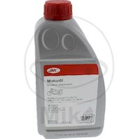 2 stroke semi-synthetic oil 1ltr jmc für Aprilia SR Street 50 TEA00 2007, 3,7 PS, 2,7 kw