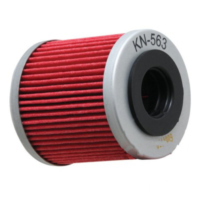 K&n 563 premium oil filter für Aprilia RXV  450 VPH00 2007, 17 PS, 12,5 kw