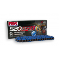 Rk racing chain blue 520 mxz4 112l für Yamaha YZ  250 CG18C 2004, 42 PS, 31 kw