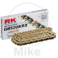 RK X-RING GOLD 520KRX/106