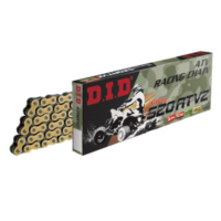 DID X-RING CHAIN GB520ATV2/120