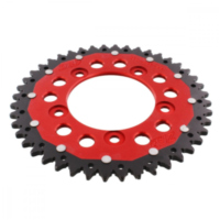 REAR SPROCKET DUA 44 TOOTH PITCH 520 RED