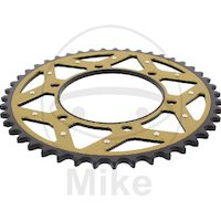 chain wheel PX 45T pitch 520 gold Innendurchmesser