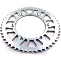 Rear sprocket aluminium 50 tooth pitch 520 JTA25150 für Yamaha YZ  250 CG18C 2004, 42 PS, 31 kw