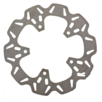 Brake disc vee rear ebc VR681