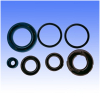 Engine oil seal kit P400480400059 für Aprilia SR Street 50 TEA00 2007, 3,7 PS, 2,7 kw