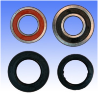 Wheel bearing and seal kit WBK331 für Yamaha YZ  250 CG18C 2004, 42 PS, 31 kw