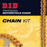 Chain kit der gpr 125 4t