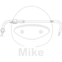 Throttle cable a a / open T040201081