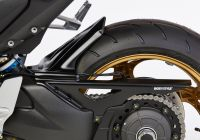 Rear hugger - matt black HONDA C...
