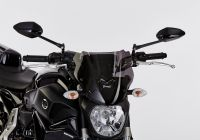 Naked bike screen YAMAHA MT-07 R...