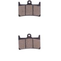 disk brake pads Lucas MCB 616 ABE approved