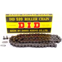 chain standard, 520, 114 with clip lock / usable up to 22,06kW (30HP) für Yamaha YZ  250 CG18C 2004, 42 PS, 31 kw