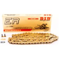 chain ERT2 G&G Moto Cross -250cc, 520, 112 with rivet lock / usable for offroad drive up to 44,15kW (60HP) / up to 250cc für Yamaha YZ  250 CG18C 2004, 42 PS, 31 kw