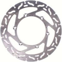 brake disc fixed Racing MST 311 RAC für Yamaha YZ  250 CG18C 2004, 42 PS, 31 kw (vorne)
