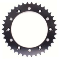 Steel Rear sprocket XR600 >90YZ-WR125-450 F 99> 48Z Kr-245/2-48Z-520 für Yamaha YZ  250 CG18C 2004, 42 PS, 31 kw