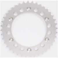 Aluminum rear sprocket 51T 520 für Yamaha YZ  250 CG18C 2004, 42 PS, 31 kw