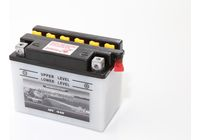 Intact Bike Power battery CB 4L-B 4Ah incl. acid-package für Aprilia SR Street 50 TEA00 2007, 3,7 PS, 2,7 kw