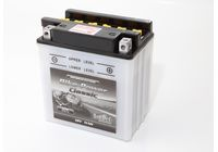 Intact Bike Power battery CB 10L-A2 incl. acid-package für Yamaha XV Virago 125 5AJ 1997, 10,3 PS, 7,6 kw