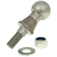 hitch ball for standard tow coupling mount 50mm / 2000kg 14001
