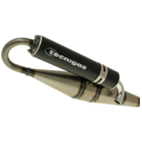 exhaust Tecnigas Next-R for Piaggio 2-stroke 15674 für Aprilia SR Street 50 TEA00 2007, 3,7 PS, 2,7 kw