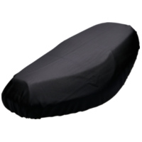 seat cover removable, waterproof, black in color for scooters 18787 für Aprilia Gulliver  50 LH040 1998-1999, 4,3 PS, 3,2 kw