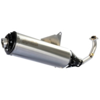 exhaust Polini with catalytic converter for Piaggio MP3 300 Yourban ERL 11-14 190.0031/K