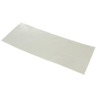 adhesive aluminized fiberglass cloth heat barrier / protection tape 0.80x195x475mm 19019