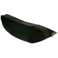 seat cover black for Benelli 491 20542 für Benelli 491 Replica 50 ND0200P 2003, 2,7 PS, 2 kw
