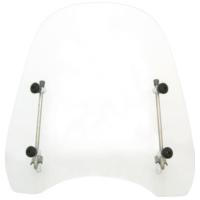 windshield / windscreen for 50cc scooter 22924 für Aprilia Gulliver  50 LH040 1998-1999, 4,3 PS, 3,2 kw