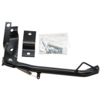 side stand / kickstand black for Benelli 491, K2 23565 für Benelli 491 Replica 50 ND0200P 2003, 2,7 PS, 2 kw