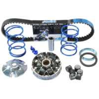 variator kit Polini Hi-Speed ??for Piaggio long 241.672.2 für Aprilia SR Street 50 TEA00 2007, 3,7 PS, 2,7 kw