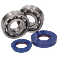 crankshaft bearing set Polini for Minarelli CW, MA, MY, CA, CY 282.0002 für Benelli 491 Replica 50 ND0200P 2003, 2,7 PS, 2 kw