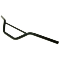 handlebar black for Honda MT - diameter 22mm 29300 für Aprilia SX  50 PVE00 2010, 4,9 PS, 3,6 kw