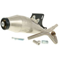 exhaust Tecnigas GP4 for Kymco, 139QMB/QMA 50cc 4-stroke 29480