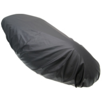 seat cover XL removable, black in color for scooters 31063 für Benelli 491 Replica 50 ND0200P 2003, 2,7 PS, 2 kw