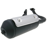 exhaust for Piaggio 50cc 2-stroke 34189 für Aprilia SR Street 50 TEA00 2007, 3,7 PS, 2,7 kw