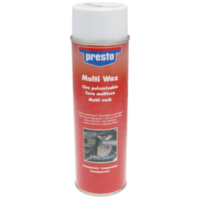 multi wax Presto for surfaces and cavities 500ml 34735