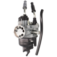 carburetor Dellorto PHVA 17.5 w/ cable operated choke for Piaggio, Derbi D50B0 38634 für Aprilia SX  50 PVE00 2010, 4,9 PS, 3,6 kw